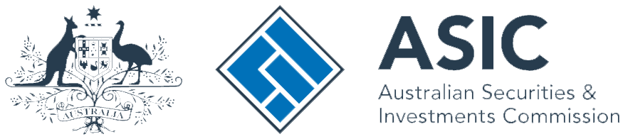 Australian Securities And Investments Commission Asic Vector Logo