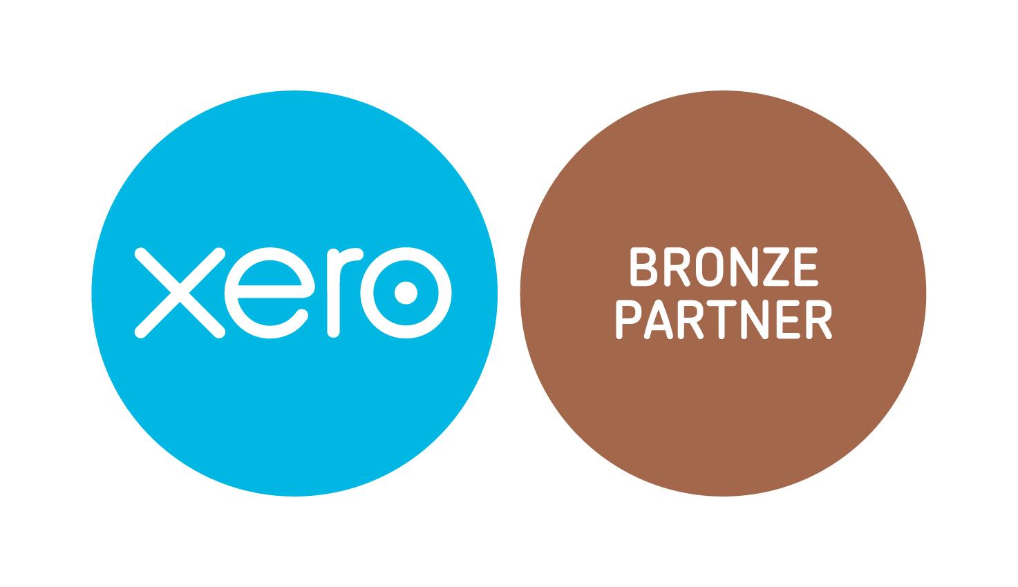Xero Bronze Partner Logo Rgb